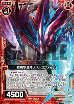 B25-005 Sample