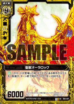 B05-047 Sample