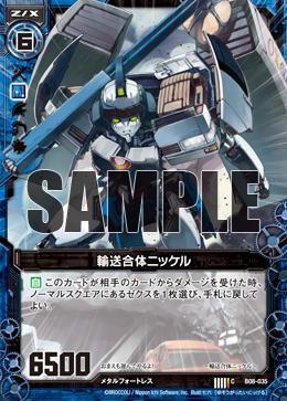 B08-035 Sample