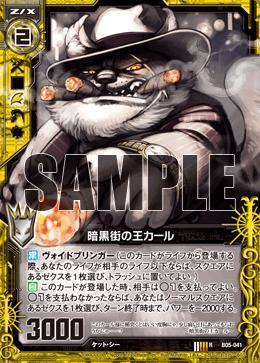 B05-041 Sample