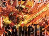 Tyrant Dragon, Cardinal Blade