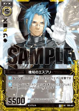 B05-051 Sample