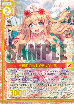 B25-003 Sample