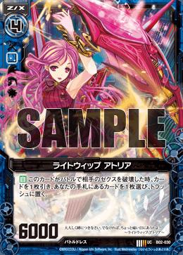 B02-030 Sample