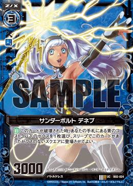 B02-024 Sample