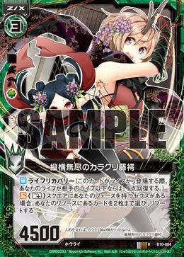 B10-084 Sample