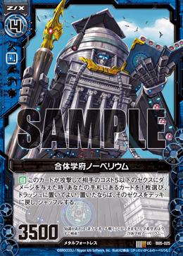 B05-025 Sample