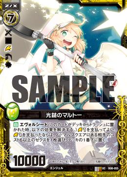 B08-055 Sample