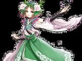 Green Dragon Miko, Kushuru