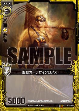 B12-043 Sample