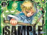 Transforming Triple Staff, Yamabuki