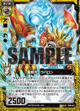 B08-041 Sample