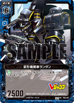 P05-007 Sample