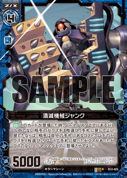 B12-025 Sample