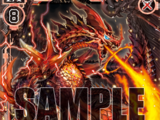 """Desolation"" Wicked Dragon, Bahamut"