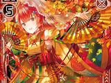 Goddess of Fine Autumn, Tatsutahime