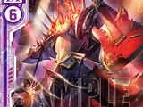 Eight Souls of the Black Sword - Maldicion, Death Metal