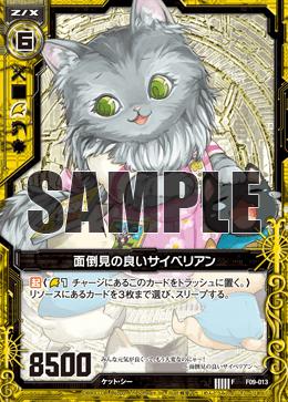 F09-013 Sample