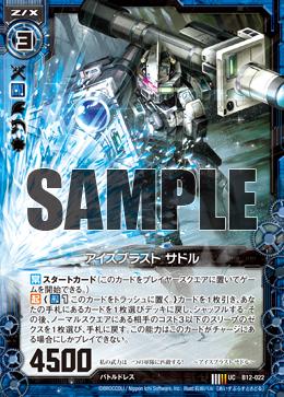 B12-022 Sample