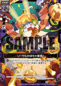 B12-080 Sample
