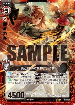 B12-004 Sample