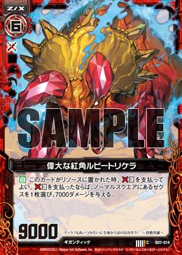 B07-014 Sample