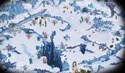 07 - Mappa Icy Peaks