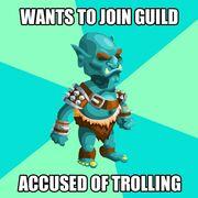 Meme Troll