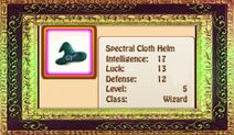 Spectral Cloth Helm