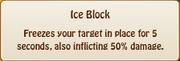 4. ice block