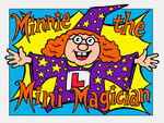 Minnie the Mini Magician